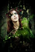 Forest Dryad by Nivelis