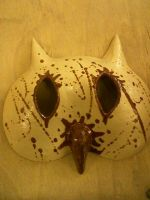 owl mask 2 by kumiko-betti