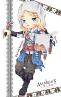 Assassin's Creed 3 + 4 by Manmanlai
