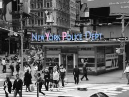 NYPD Blue by theamazingkepso
