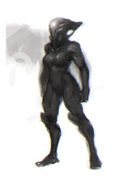 Biosuit sketch by marcnail