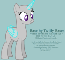 MLP Base 187 by Twiily-Bases