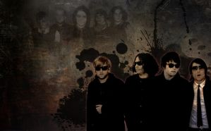 My Chemical Romance Wallpaper by TheUsedKilljoy