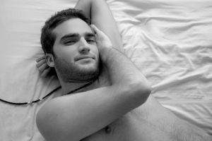saturday in bed by Eros-and-the-Owl