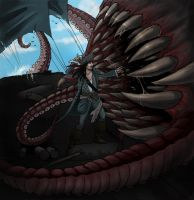 Kraken - Beast of the Seas by Rosaka-Chan
