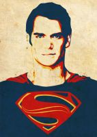 Man of Steel by msmichellec
