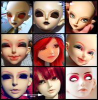 Faceup Timeline by Cesia