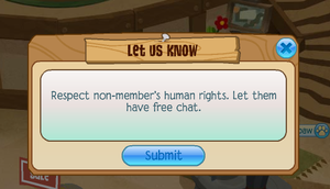 Free Chat for Non-Members (Petition) by morningglory17