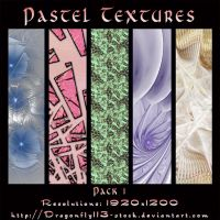 Pastel Textures Pack 1 by BFstock
