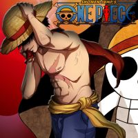 Luffy by DarkAnime-OP