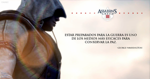 Assassin's Creed III - War by josetemg