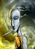 Dean and RBL's Silver Surfer by rbl3d