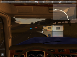 me driving my truck in 18 WoS by eliteracer