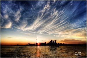 Toronto Skyline by petemc