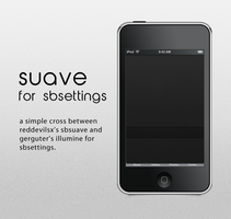 Suave For SBsettings by Comande