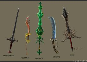 Sword_Set_1:Ceremonial by SpiffNifty