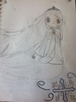 random anime drawing by thenerdypenguins