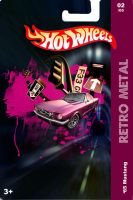Hot wheels package by tecpatl68