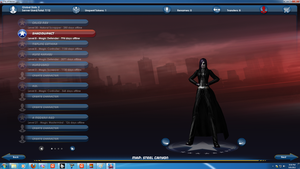 Shadowpact - City of Heroes by Thrythlind