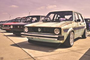 Golf One GTI by SnooP57