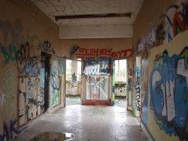 Grungy place 009 by KangelStock