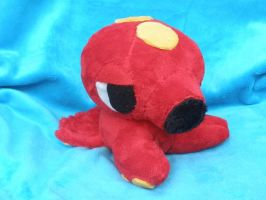 Octillery Time Attack Plush by Glacdeas