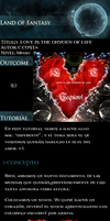 TUTORIAL love by CCstyle