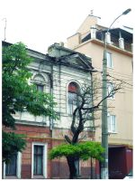 Old Buildings by Holi--Day