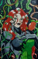 Poison Ivy by TomatoStyles