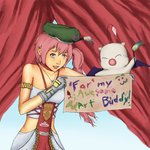 Final Fantasy XIII present by MidnightSkittles