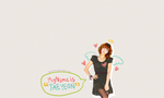 wallpaper - taeyeon by iquixotic