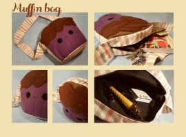 Muffin Bag ver 2 FOR SALE-ETSY by Nytytyty