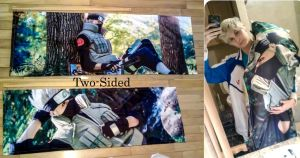 Kakashi Body pillow covers by Suki-Cosplay