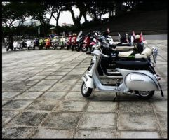 vespa line up by dts-spawn