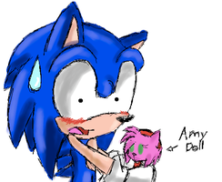 Sonic Amy:: DOLL by SonicsChilidog