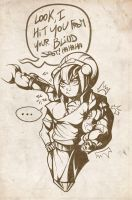 Toph Blindspot by Gettar82
