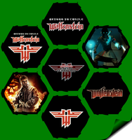 Wolfenstein Series by WE4PONX