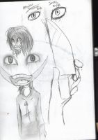 Jeff the killer doodles by noobyzgir350