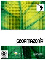 Geo Amazonia Book Cover by curseofthemoon