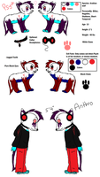 Full Psych Reference Sheet by PsychtehWolf