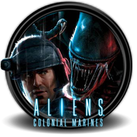 Aliens Colonial Marines - Icon by DaRhymes