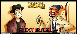 AT4W: Rise of Arsenal 3+4 by MTC-Studio