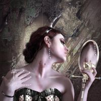 False Reflection by vampirekingdom