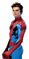 Peter Parker: The best Spider-Man Png by TheSuperiorXaviruiz