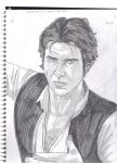 Han Solo by Pythagasaurus