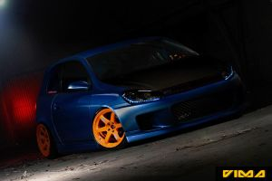 VW GOLF 6 by vima-design
