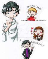 minor spoiler sherlock doodles by PrincessBlackRabbit