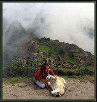 Date at Matchu Picchu by faondejade