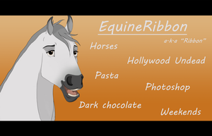 Ribbon ID by EquineRibbon