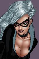 Blackcat Preview by richmbailey